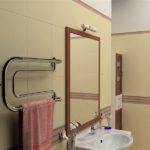 Преимущества водяного полотенцесушителя для ванной